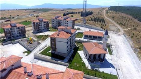 TOKİ Denizli'de 19 yılda 10 bin 901 konutu teslim etti