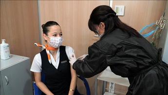 SunExpress uçuş ekipleri Kovid-19 aşısı olmaya başladı!