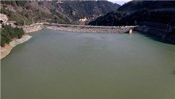 Bursa'da barajlar oldu, su kuyuları devre dışı bırakıldı