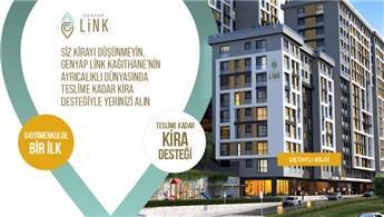 Genyap Link Kağıthane'de Muhteşem Kampanya!