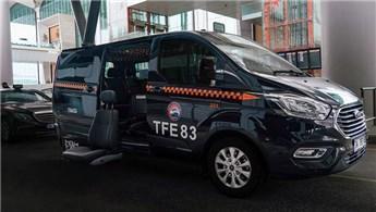 İGA'da engelli yolculara taksi hizmeti başladı