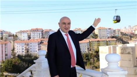 Ankara Keçiören'de kentsel dönüşüm hız kazandı