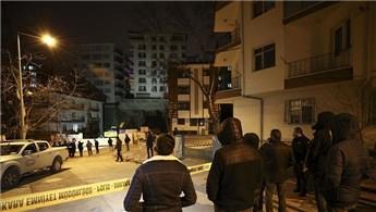 Ankara Çankaya'da 8 katlı bina boşaltıldı!