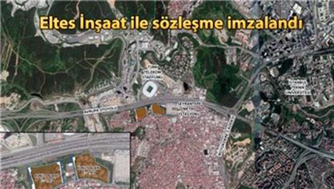 Eltes İnşaat, Seyrantepe Polis Lojmanları'nın yeni sahibi!