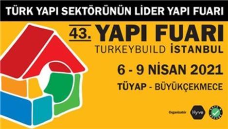 Yapı Fuarı-Turkeybuild İstanbul 2021 tamamlandı!