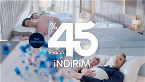Yataş'tan 45. yıla özel %45 indirim!