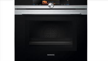 Mutfakların yıldızı Siemens buhar destekli ankastre fırın!