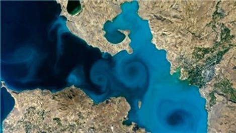 Van Gölü fotoğrafı NASA'nın yarışmasında finale kaldı!