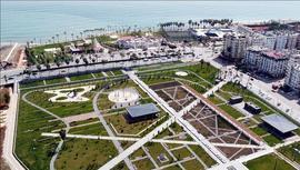 Mersin Millet Bahçesi açılış için gün sayıyor!