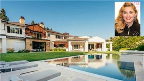 Madonna, The Weeknd'in malikanesini 19,3 milyon dolara satın aldı