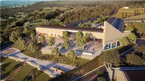 Nefes Assos, Türkiye'nin ilk sürdürülebilir yaşam köyü olacak!