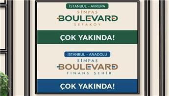 Sinpaş Boulevard projesi Servet GYO'ya devredildi!