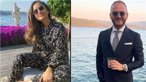 Nazlı Çarmıklı-Murat Gezer, İstinye Park Residence'ta oturacak