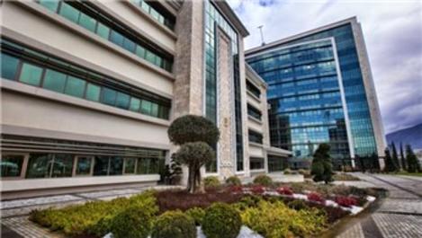 Bursa Büyükşehir Belediyesi'ne 'Yeşil Bina' sertifikası!