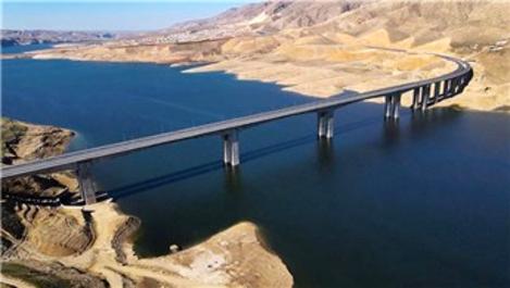 Hasankeyf-2 Köprüsü hizmete giriyor