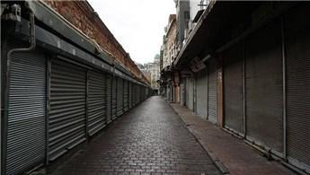 İstanbul'da mağaza ve dükkanların kapanma saati 17.30 olacak