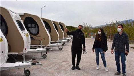 İzole tatil tercihi karavan talebini patlattı
