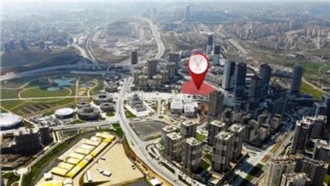 V Mall İstanbul AVM, İsra Holding kalitesiyle yükseliyor!
