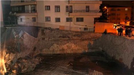 Çankaya'da çökme riskine karşı bir apartman daha boşaltıldı!