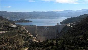 Çine Adnan Menderes Barajı'ndan 2.2 milyar TL!