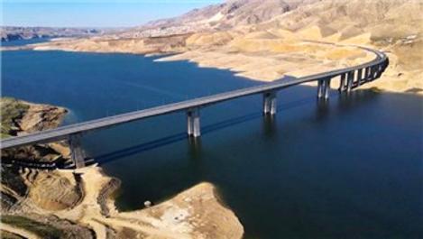 Hasankeyf 2 Köprüsü hizmete açıldı!
