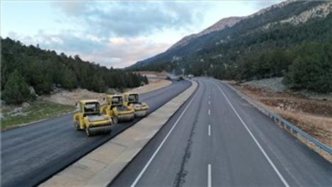 Karayolları Genel Müdürlüğü 420 kilometre yol yapacak!