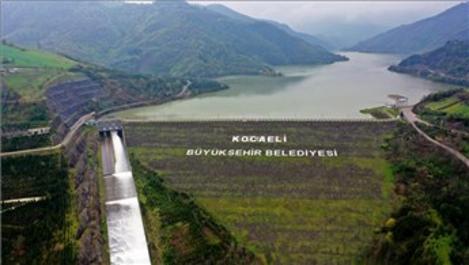 Kocaeli Yuvacık Barajı doluluk oranı son durum!