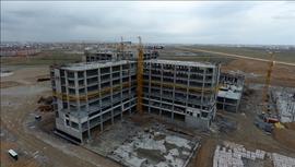 Türkistan Bölge Hastanesi'ni YDA Group inşa ediyor!