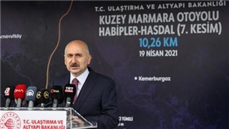 'Kuzey Marmara Otoyolu 8 milyar dolara mal oldu'