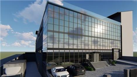 Kılıç Otomat'ın yeni fabrika binasına Home Yapı imzası!