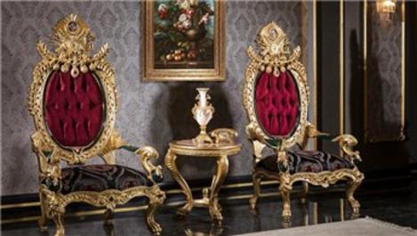 """Luxury Line Mobilya'dan """"Tuğra"""" koleksiyonu"""