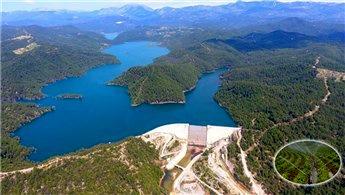 Manavgat Naras Barajı ekonomiye 561 milyon TL fayda sağladı