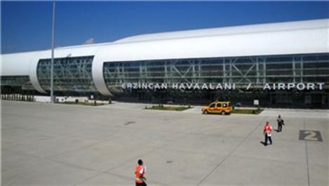 Erzincan Havalimanı'na Yıldırım Akbulut'un adı verildi