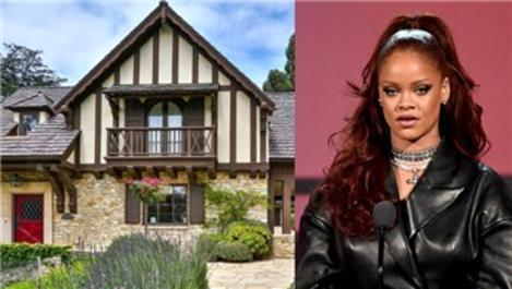 Rihanna, Beverly Hills'ten bir malikane daha satın aldı!