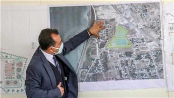 Van Gölü'nde arıtma tesisinde test çalışmaları başladı