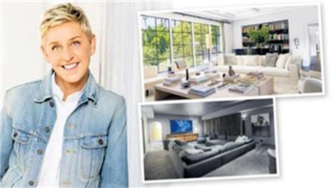Ellen DeGeneres, Beverly Hills'teki evini 47 milyon dolara sattı
