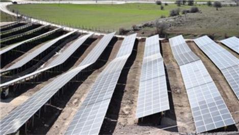 Giresun'un güneşten aldığı enerji devlet desteğiyle artıyor