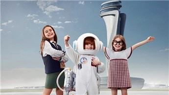 """İstanbul Havalimanı'nda """"Çocuk ve Aile Dostu Havalimanı"""" konsepti"""