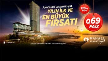 Mahall Bomonti İzmir'de Yılın İlk ve En Büyük Fırsatı!