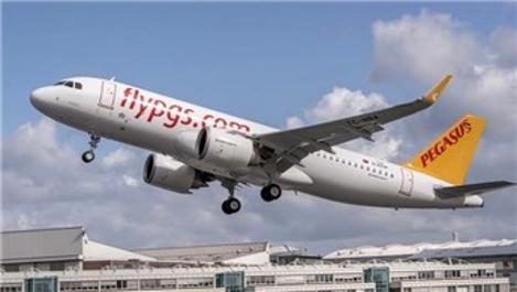 Pegasus, Ankara'dan Londra uçuşlarına başlıyor