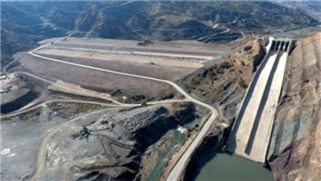 Çetintepe Barajı ile 650 bin 102 dekar tarım arazisi sulanacak