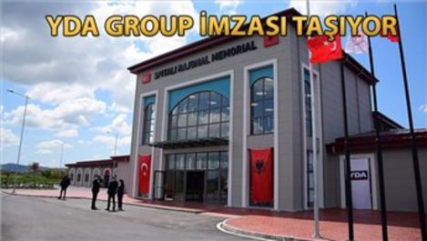 Türkiye-Arnavutluk Fier Dostluk Hastanesi açıldı!