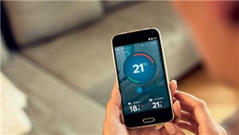 Bosch EasyControl Akıllı Oda Kumandası ile tasarruf imkanı!
