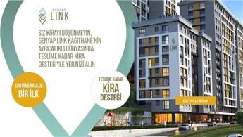 Genyap Link Kağıthane'de Alırken Kazanın!