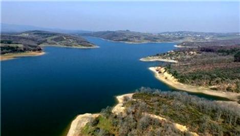İstanbul'un barajlarındaki doluluk yüzde 81,11 oldu