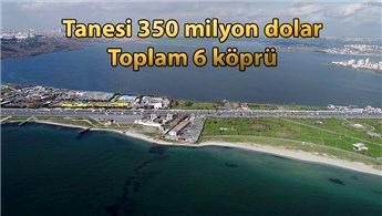 Kanal İstanbul projesinde köprü sayısı belli oldu!