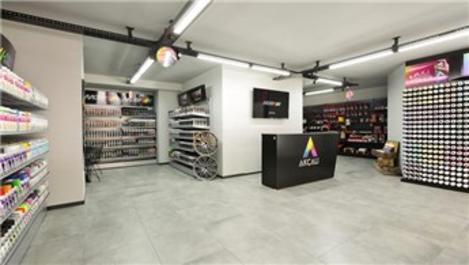 Türkiye'nin ilk sprey konsept mağazası açıldı!