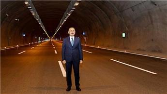 Kuzey Marmara Otoyolu'nun 7'nci kesimi açılışa hazır!