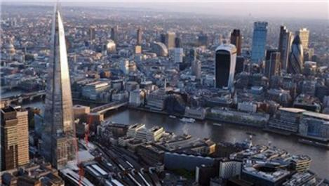Londra finans merkezi, ofis alanlarını konuta dönüştürecek