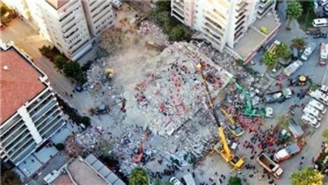 İzmir depremi soruşturmasında 22 kişiye gözaltı kararı!